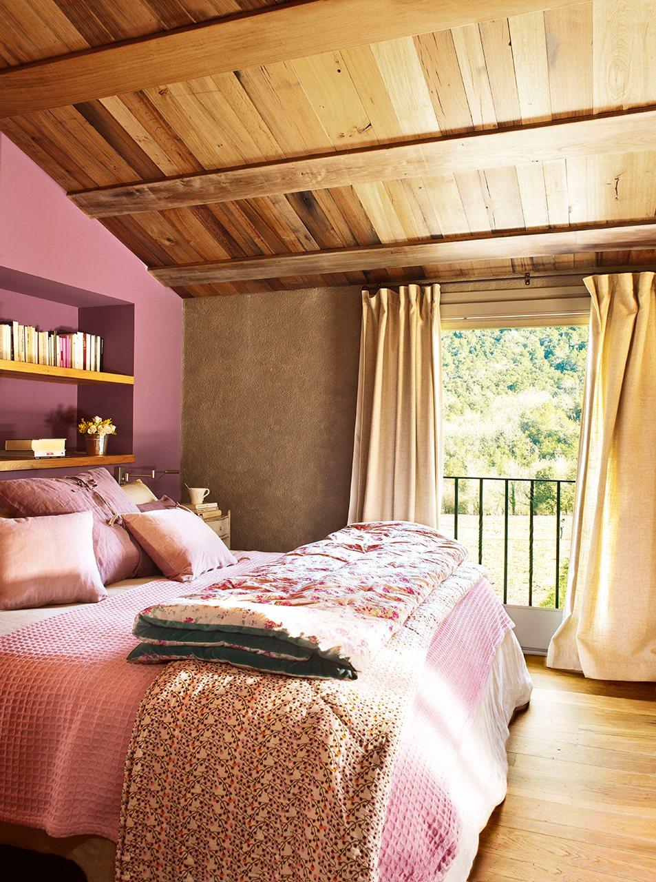 color en el dormitorio