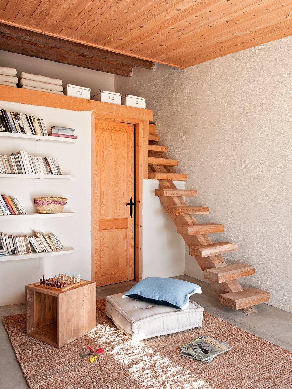 Buhardillas para so ar - Escaleras para altillos ...