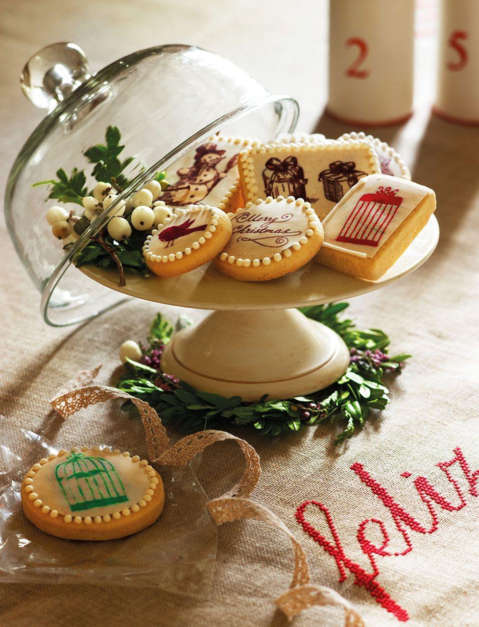 La navidad en una antigua casa de labranza reformada - Detalles de navidad ...