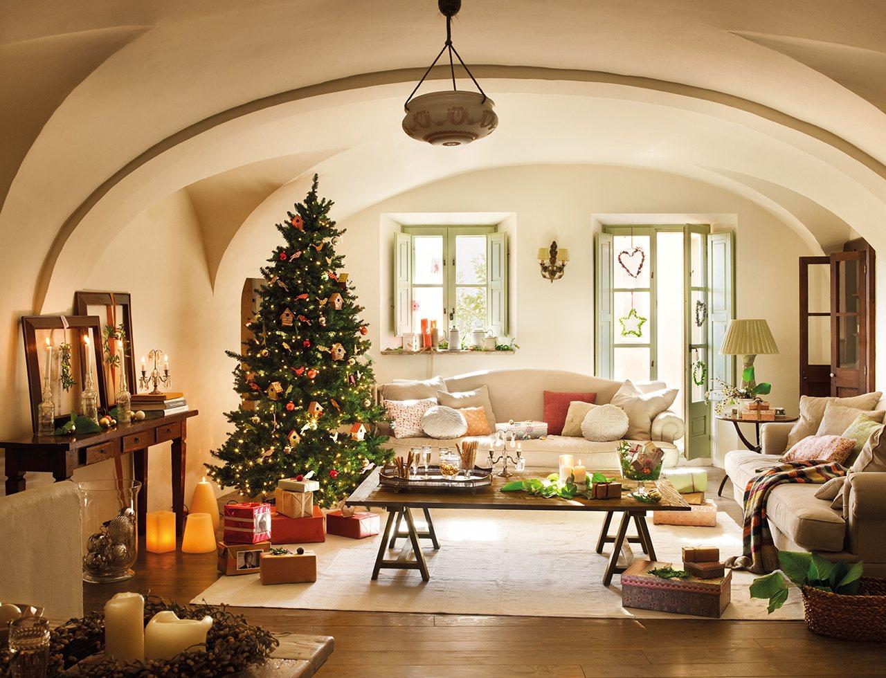 Navidad bajo la bóveda