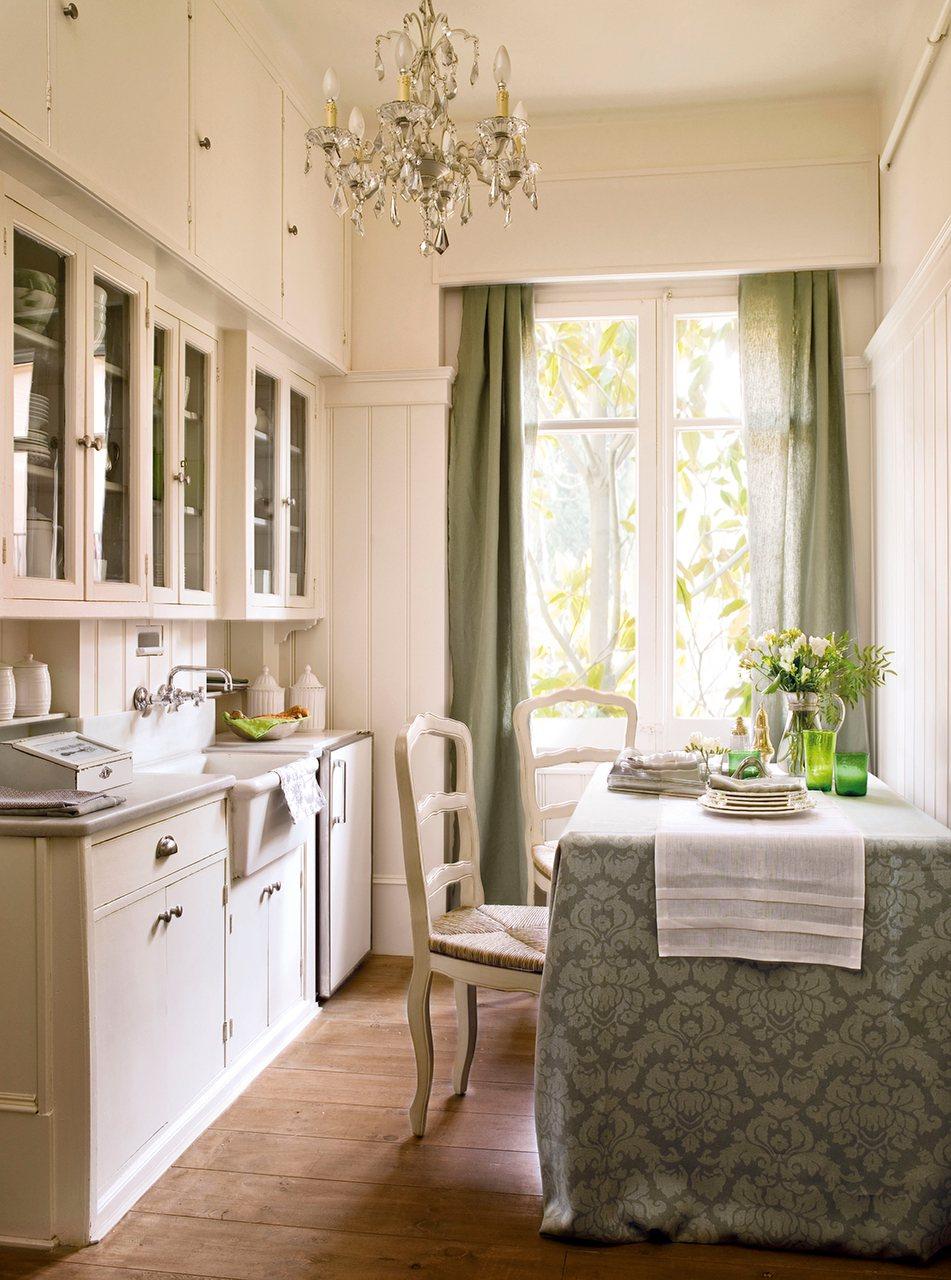 Ideas para renovar el office sin hacer obras - El mueble cortinas ...