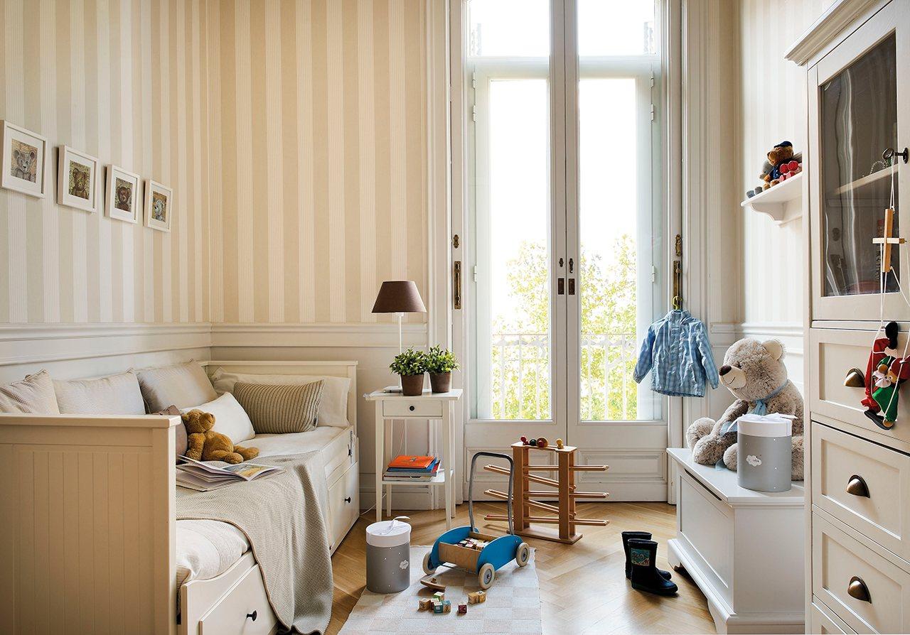 Bienvenido a casa c mo decorar su primer dormitorio - Papel pared dormitorio ...