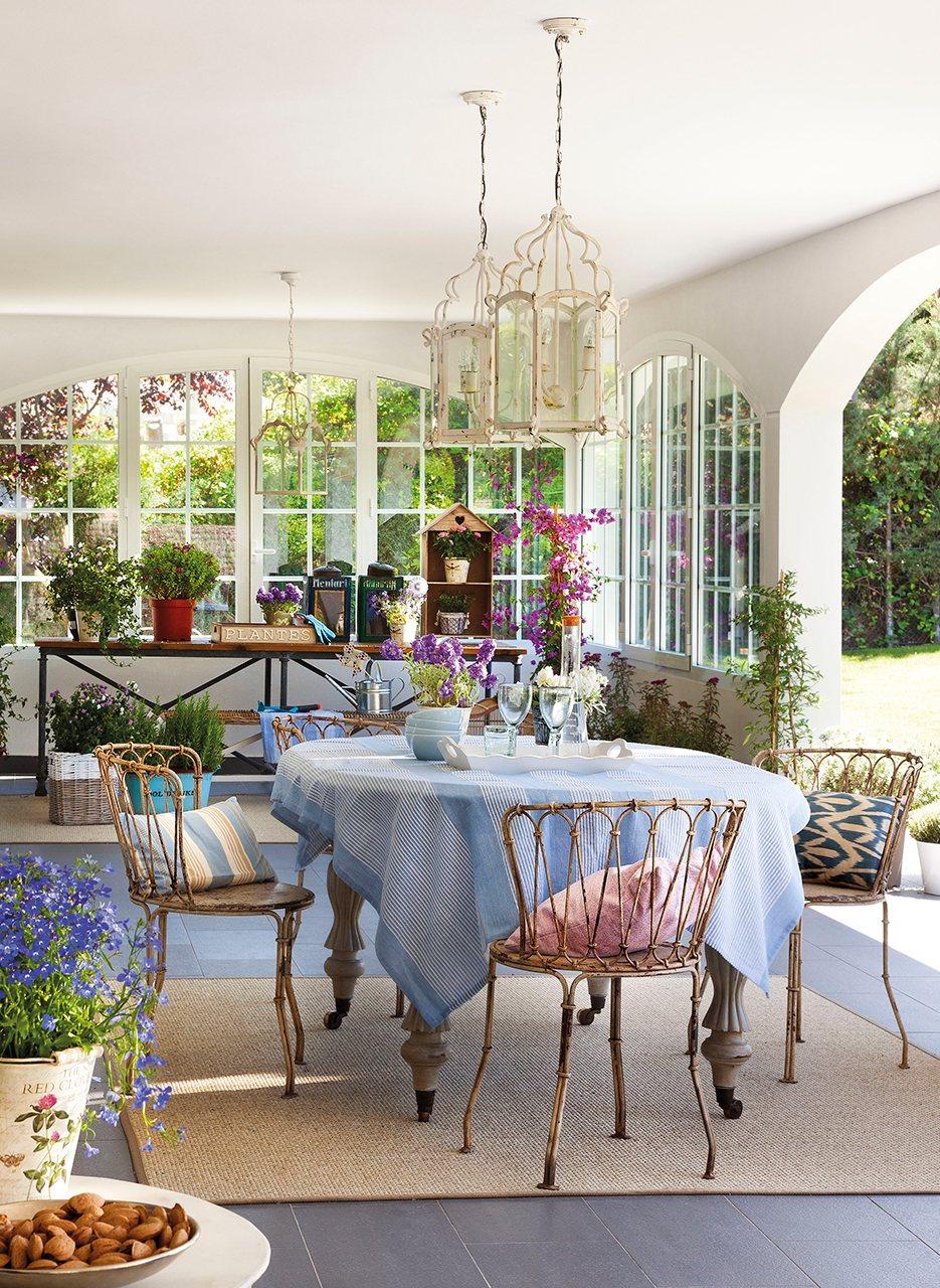 Reforma para ganar luz - El mueble casas de campo ...