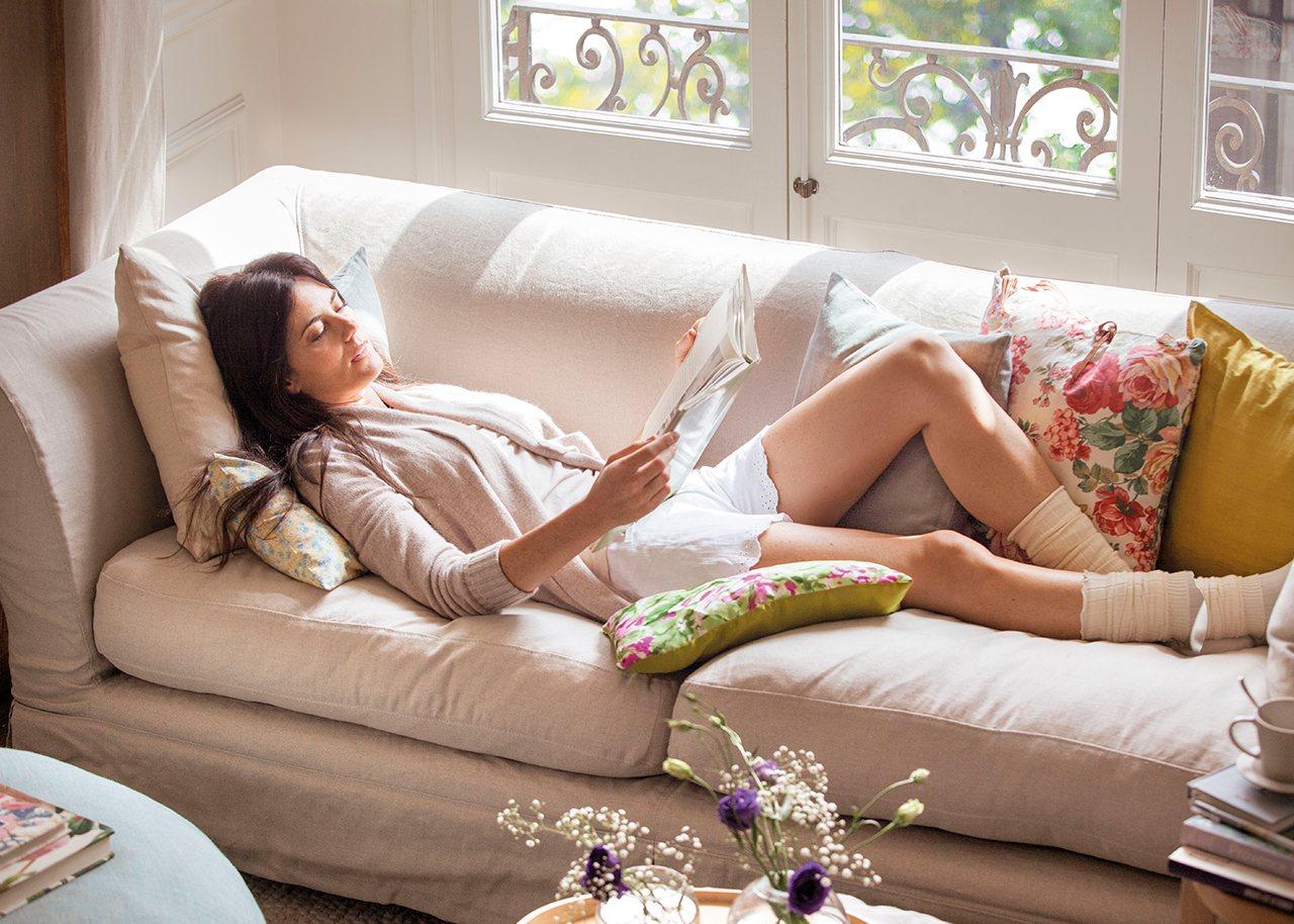 Sentarse bien en el sof for Sillon cama de un cuerpo