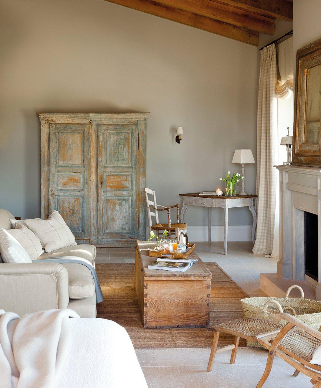 12 buenas ideas para decorar el sal n con estilo - Imagenes de salones decorados ...