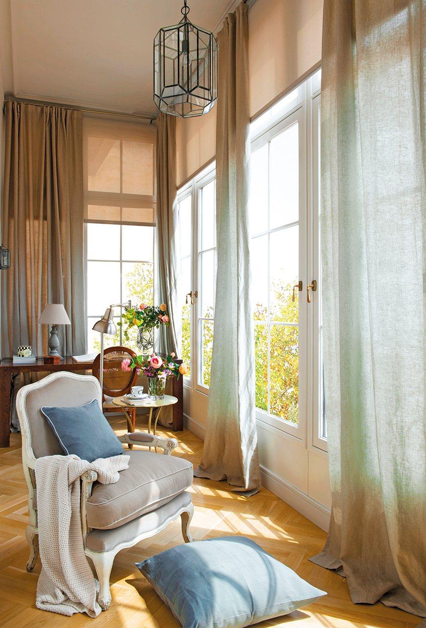 Gu a r pida para acertar con las cortinas - El mueble cortinas ...