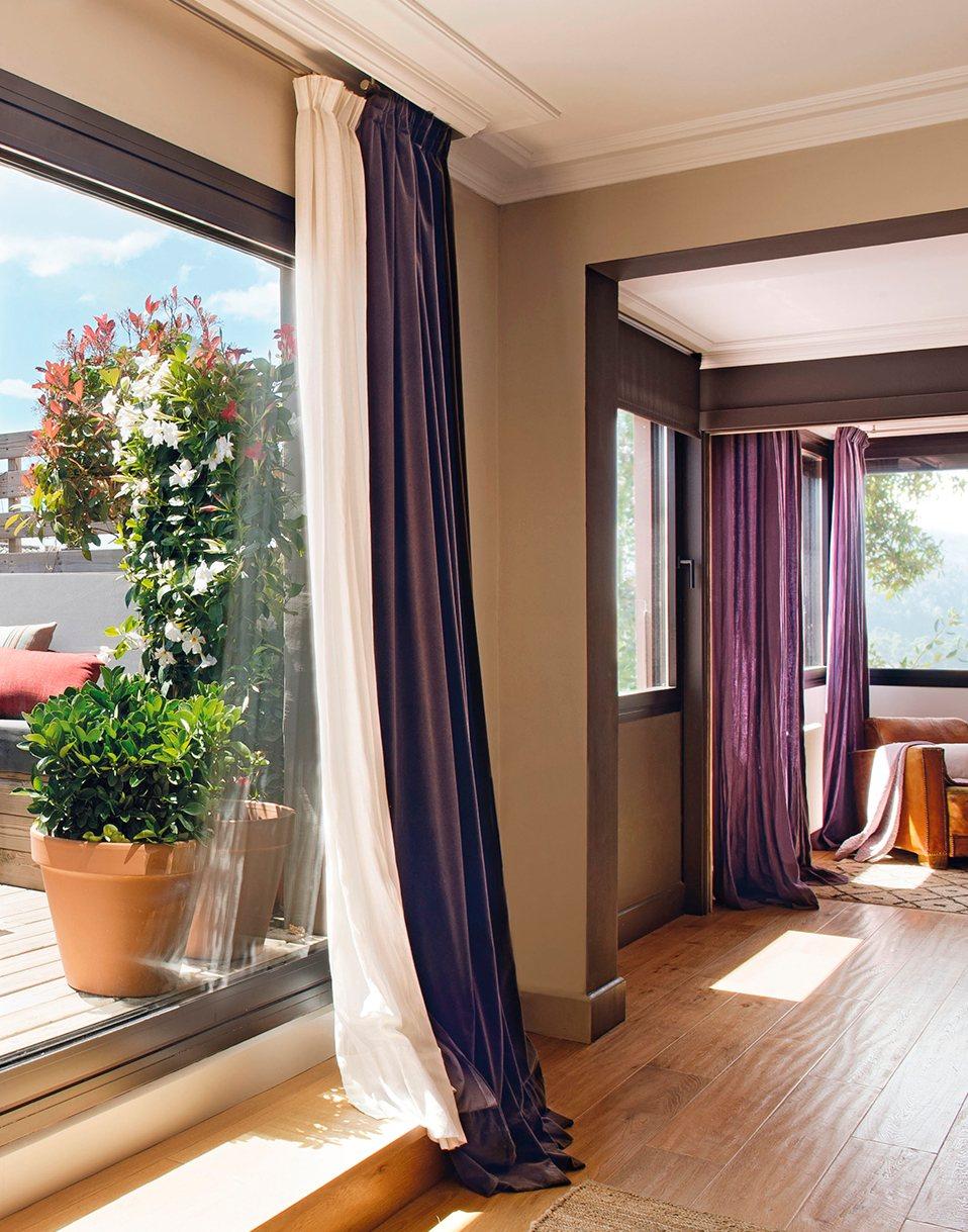 Formas de bandos para cortinas top consejos para acertar - Formas de cortinas ...