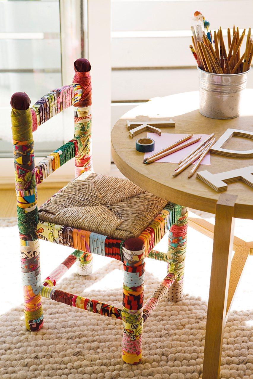 Qu muebles necesitan los ni os for Sillas para que los bebes aprendan a sentarse
