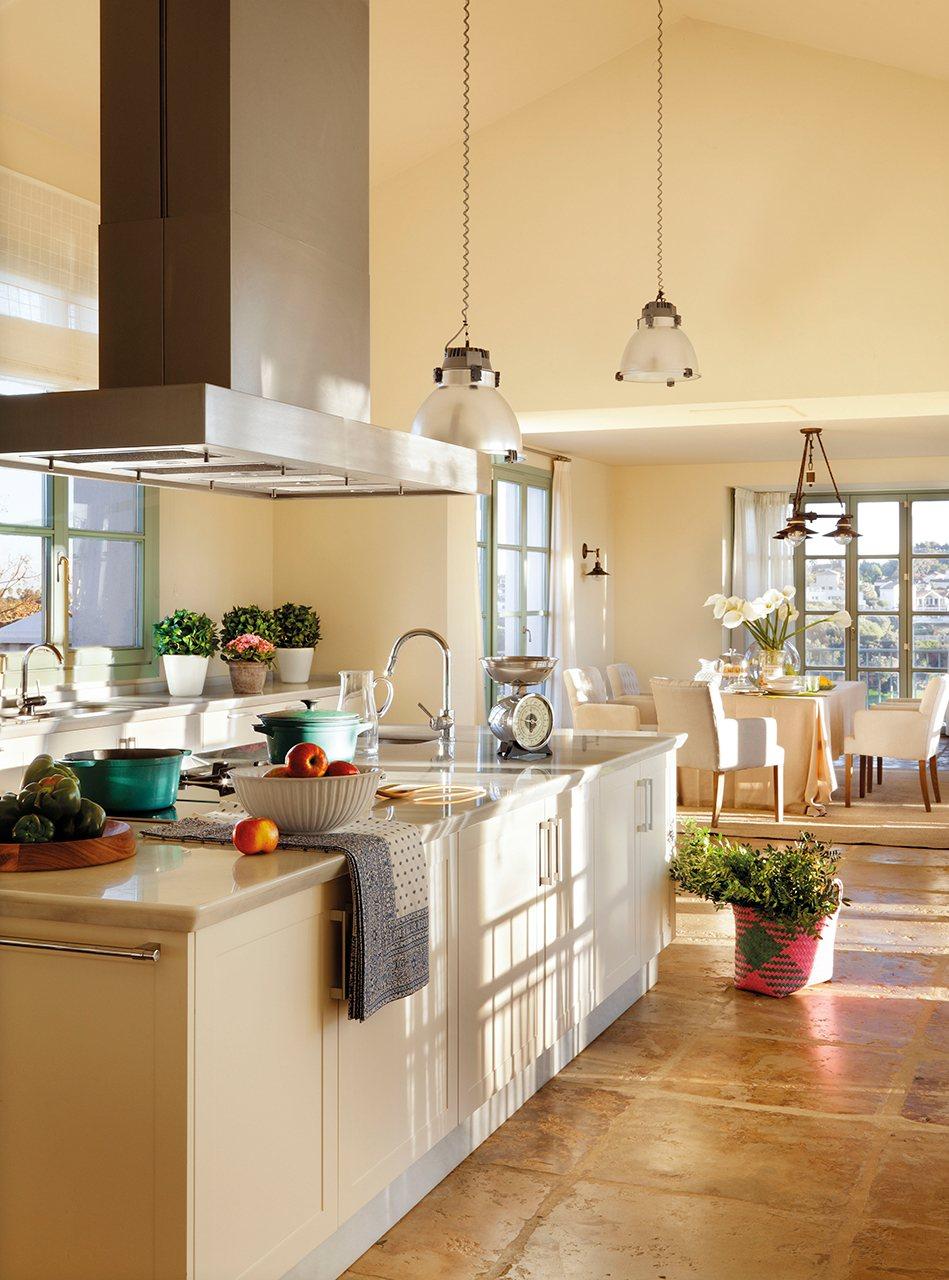 Los suelos perfectos para tu casa resistentes y bellos - Suelos para cocinas rusticas ...