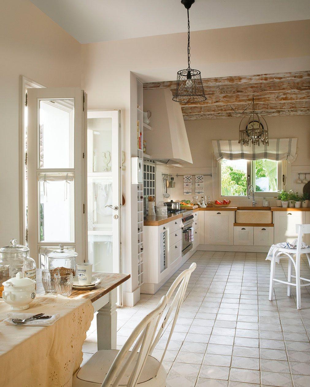 Ideas para redise ar tu cocina for Ideas para cocinas pequenas rusticas