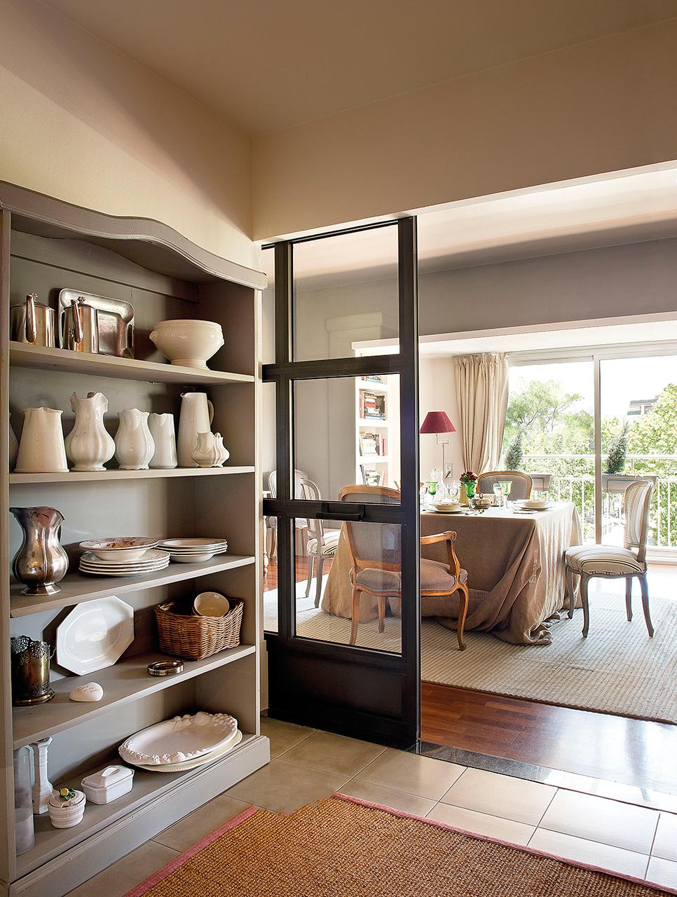 Diez pisos peque os con las mejores ideas para aprovechar for Cocina y alma jerez