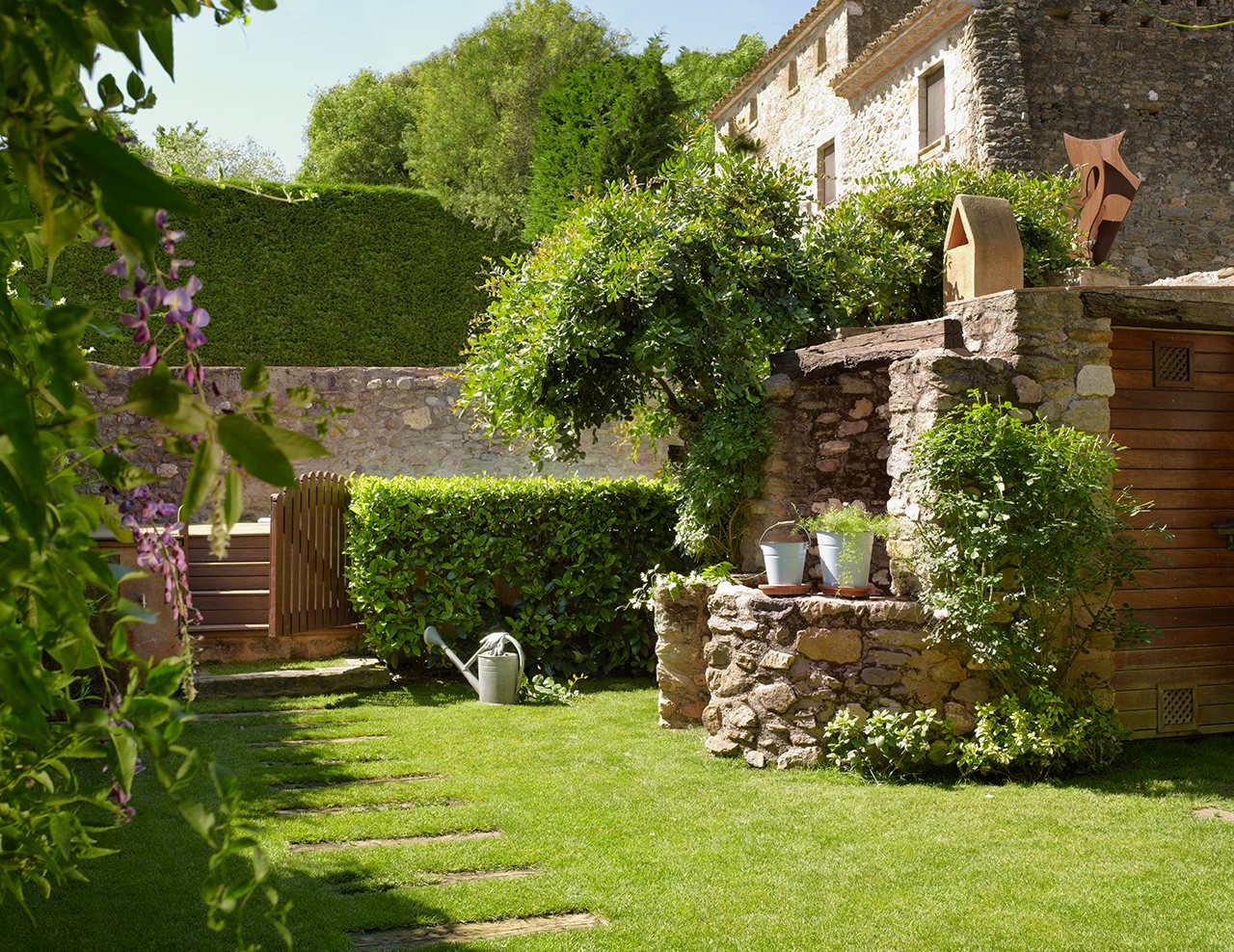 Gu a para poner tu jard n a punto esta primavera for Ideas para tu jardin paisajismo