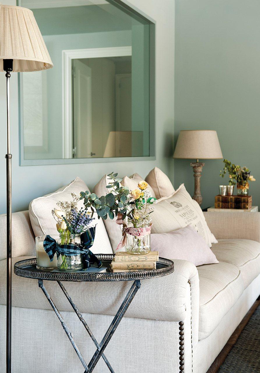 Una reforma muy pr ctica para una familia numerosa for Sofa estilo frances