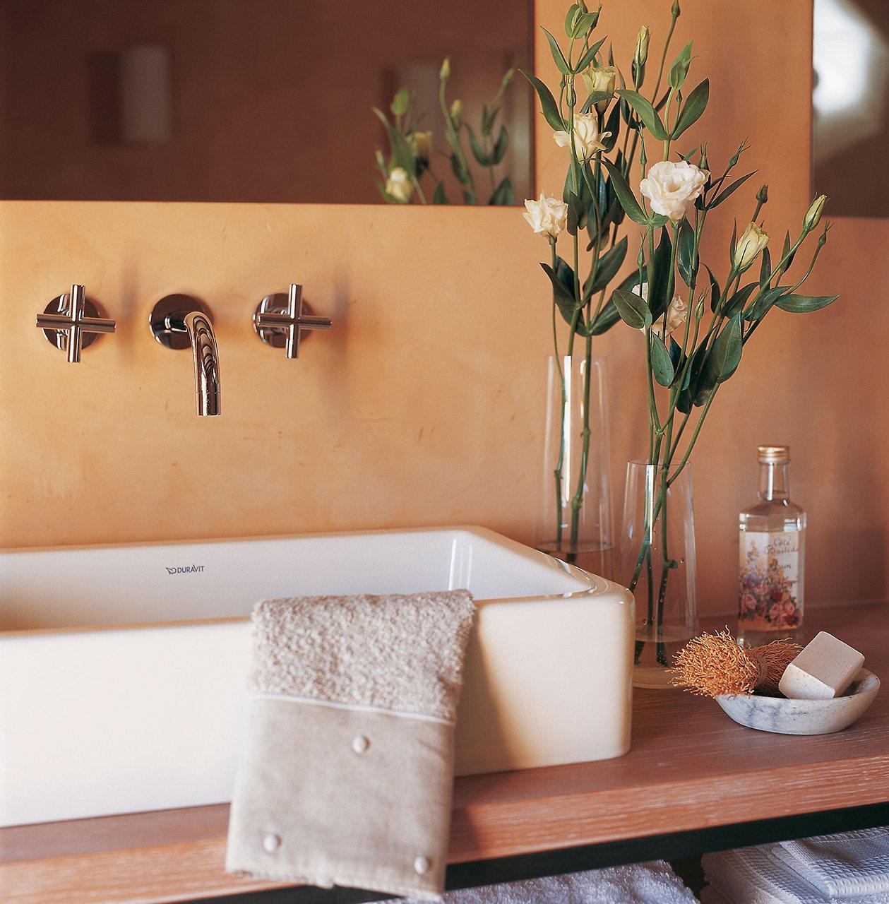Baño Pequeno Microcemento:Baños pequeños muy confortables