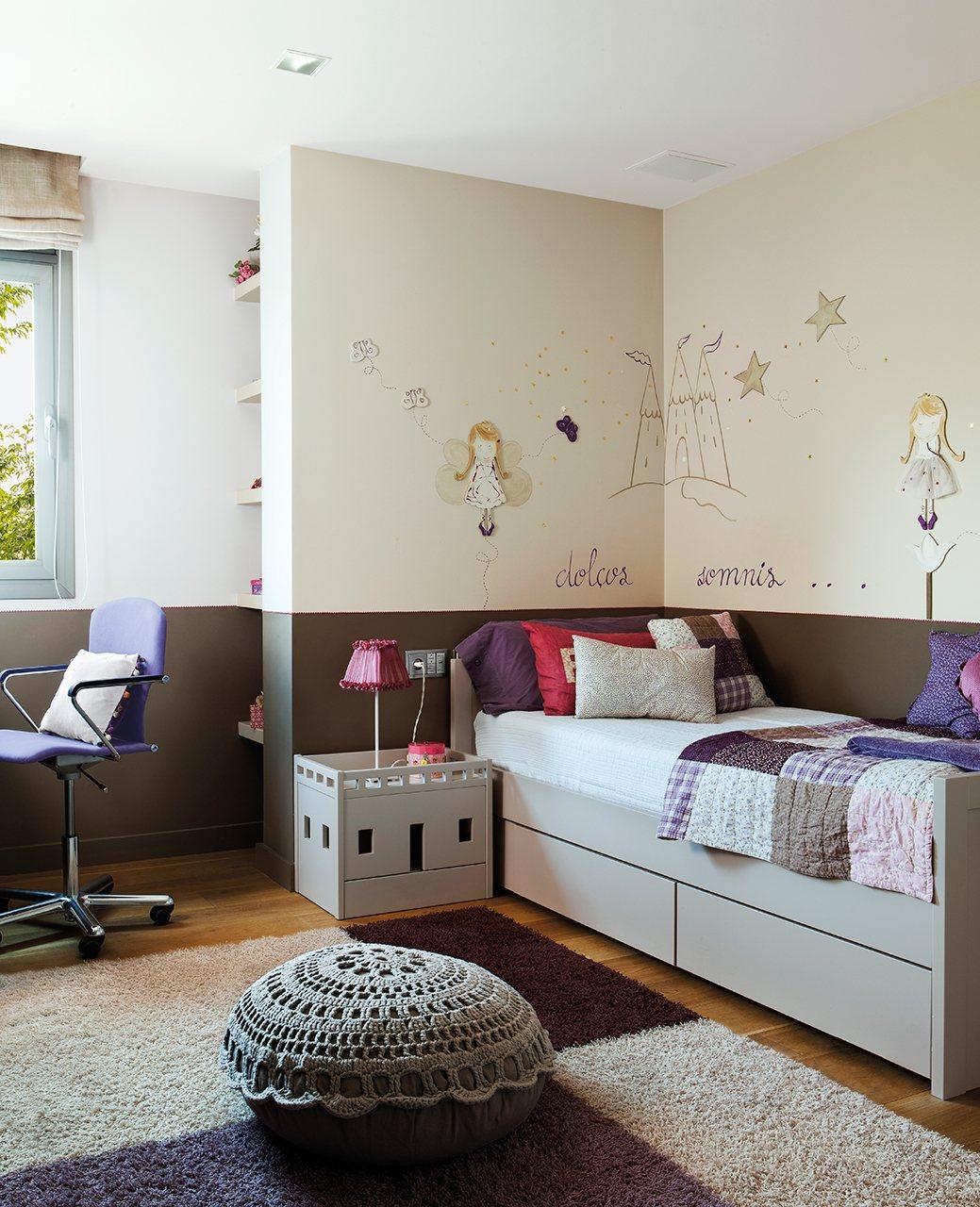 Dormitorio juvenil chica latest dormitorio juvenil nia habitacion juvenil nia perfect - Dormitorios de chica ...