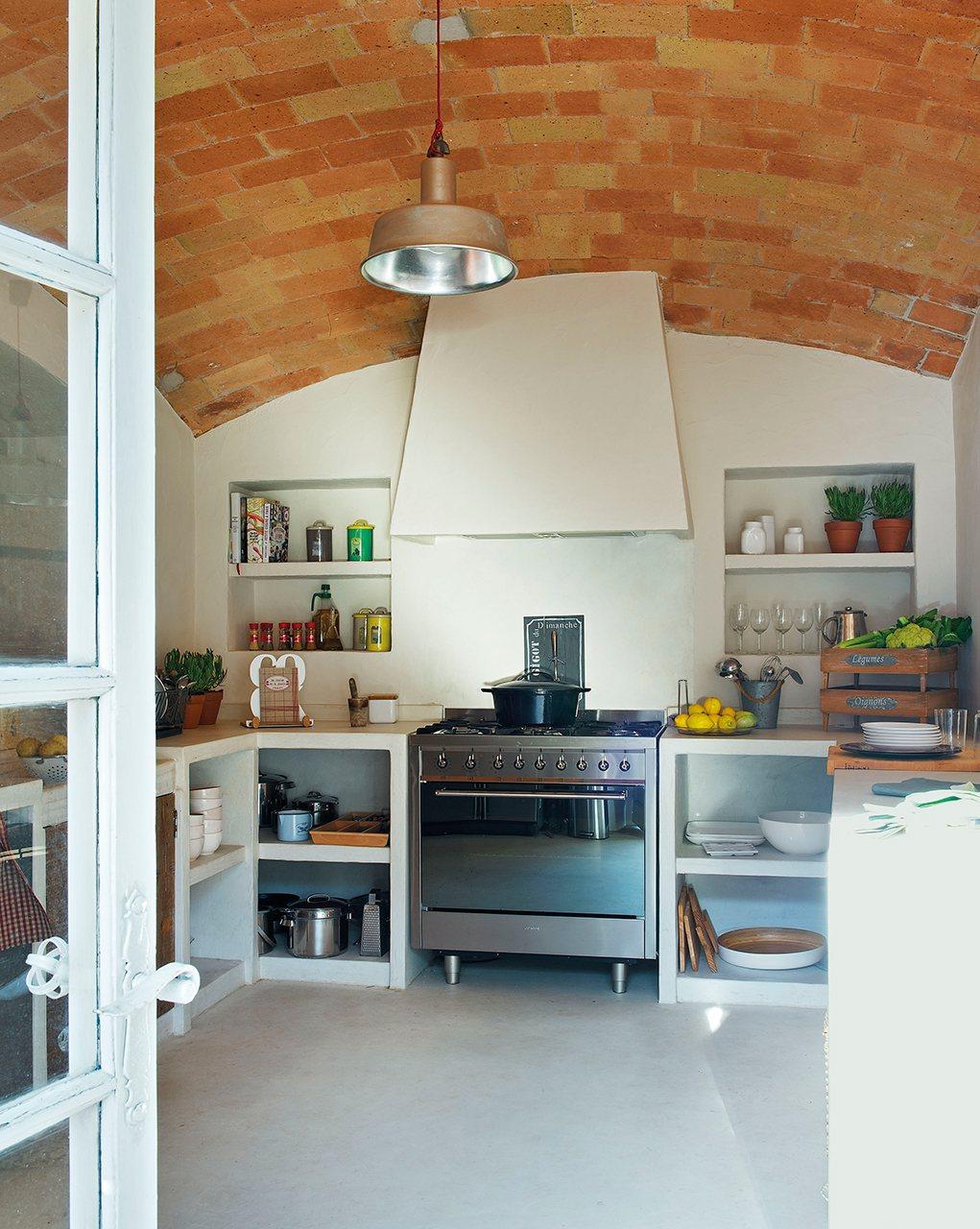 Iluminacion Para Cocinas Techos Gallery Of Iluminacin De La  ~ Iluminacion Para Cocinas Techos