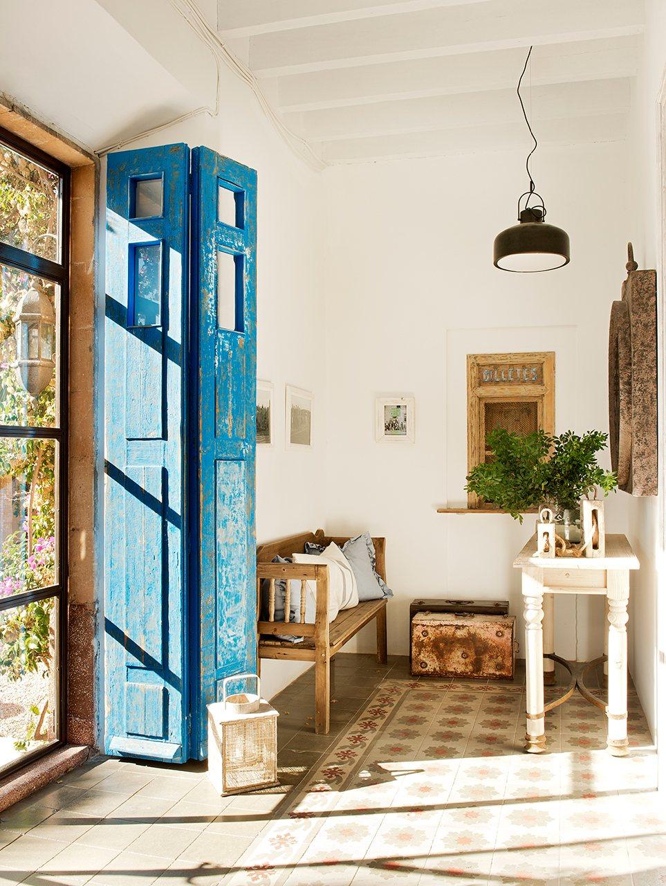 Entradas De Casas Decoraci N De Entradas De Casas R Sticas Y Modernas ~ Decoracion De Entradas De Casas