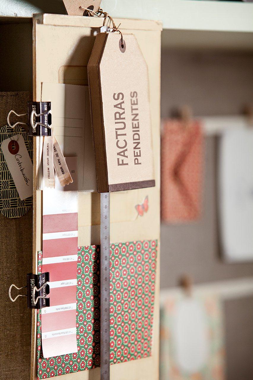 Organiza tus papeles trucos pr cticos y bonitos - Ideas para organizar papeles en casa ...