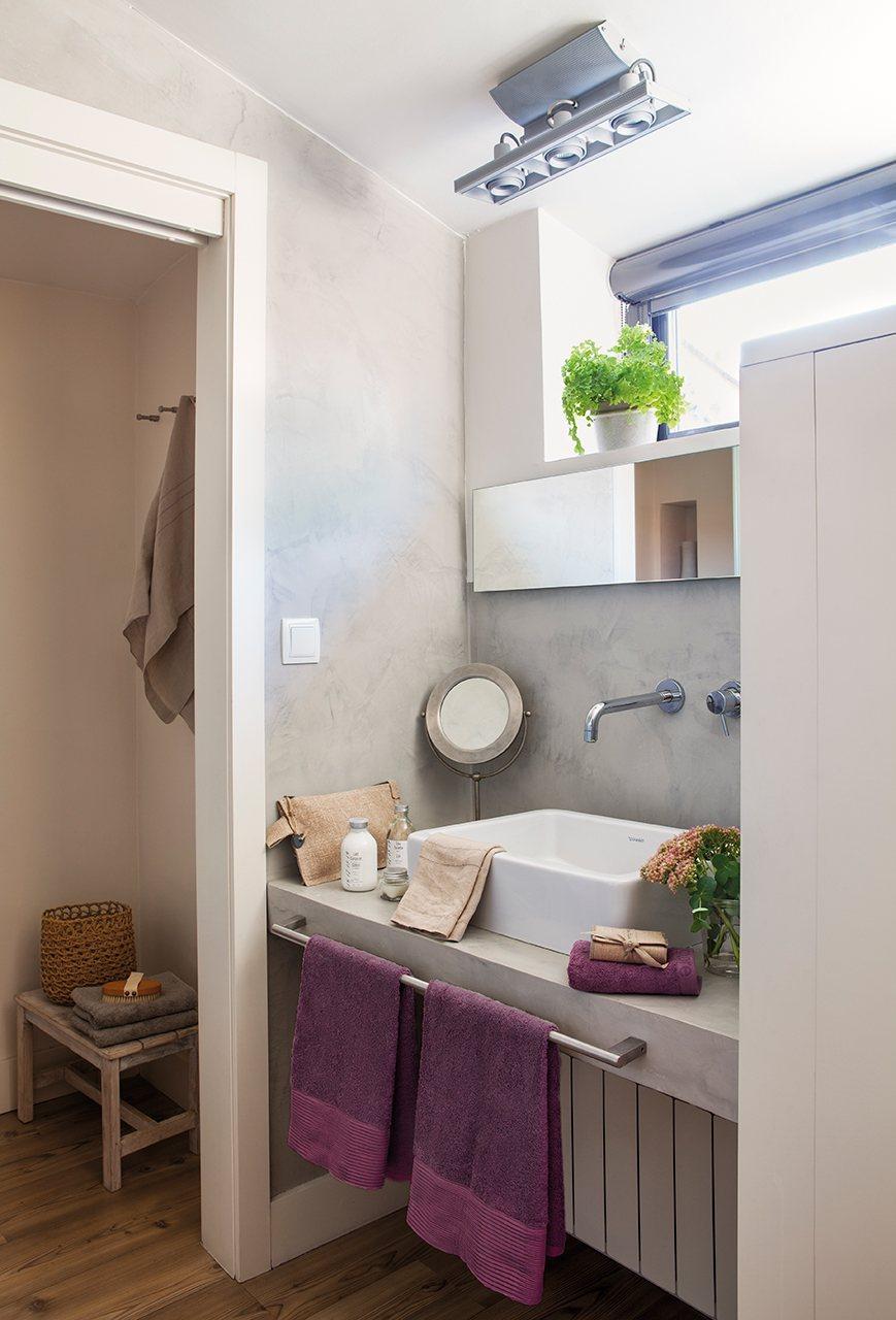 Una reforma 10: de desván a suite con baño y vestidor