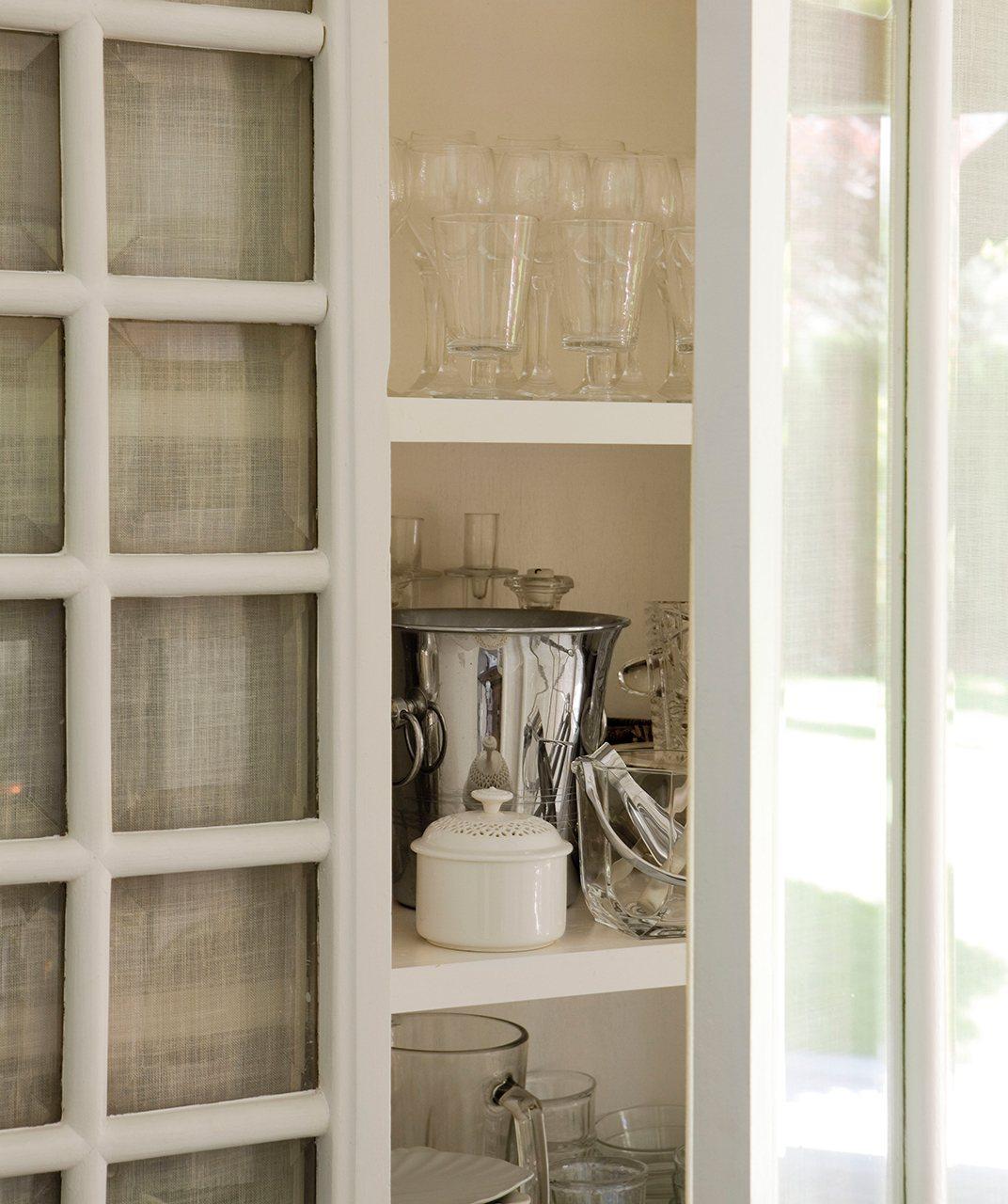 Estanterias con puertas de cristal estanteria bao ue bao for Estanterias con puertas ikea