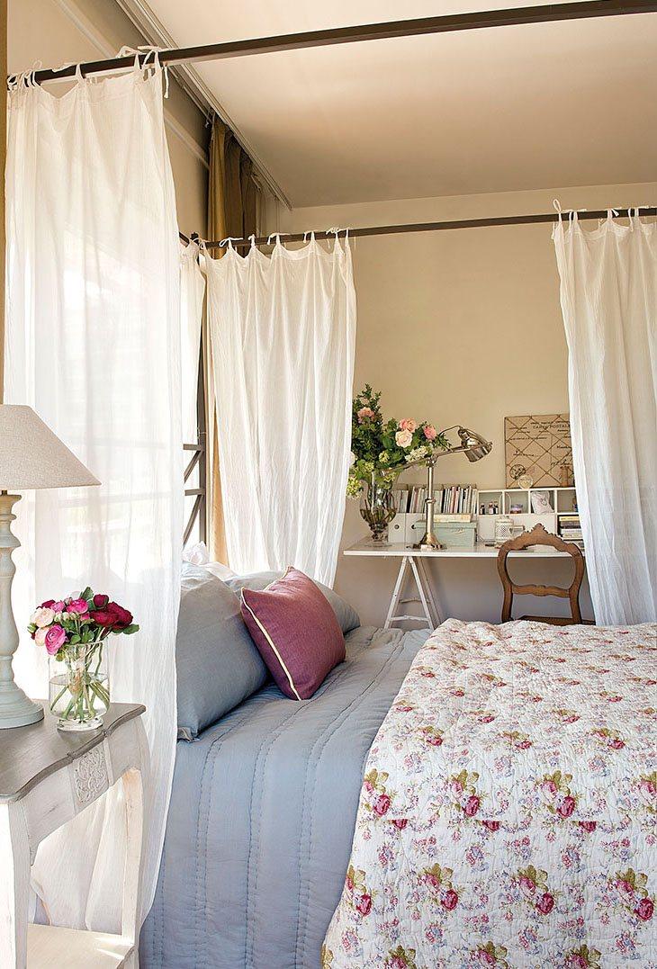 Grandes ideas para los dormitorios peque os m s bonitos - Dormitorios bonitos ...