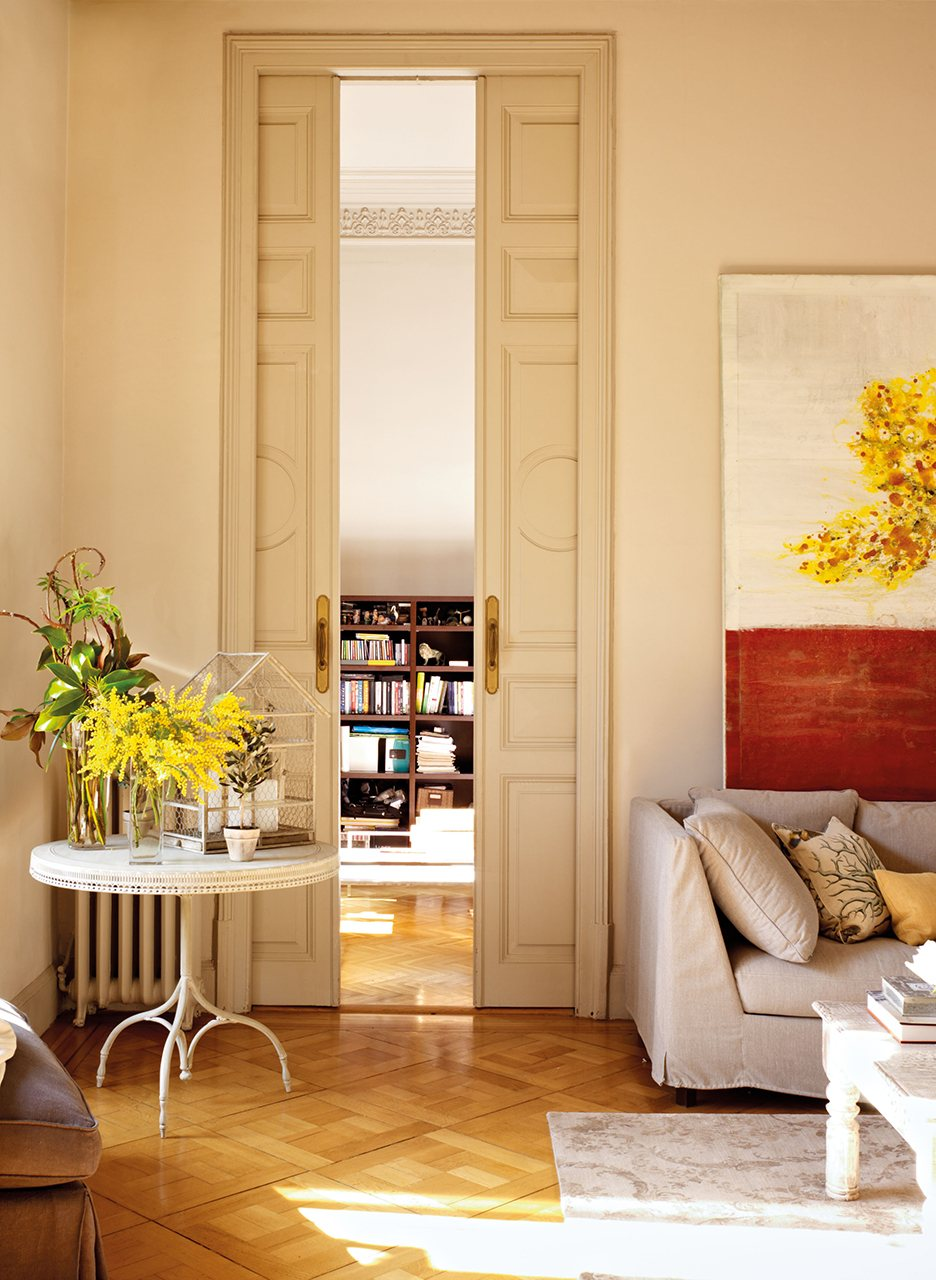 Cambia tu casa renovando puertas y ventanas - Casas con puertas blancas ...