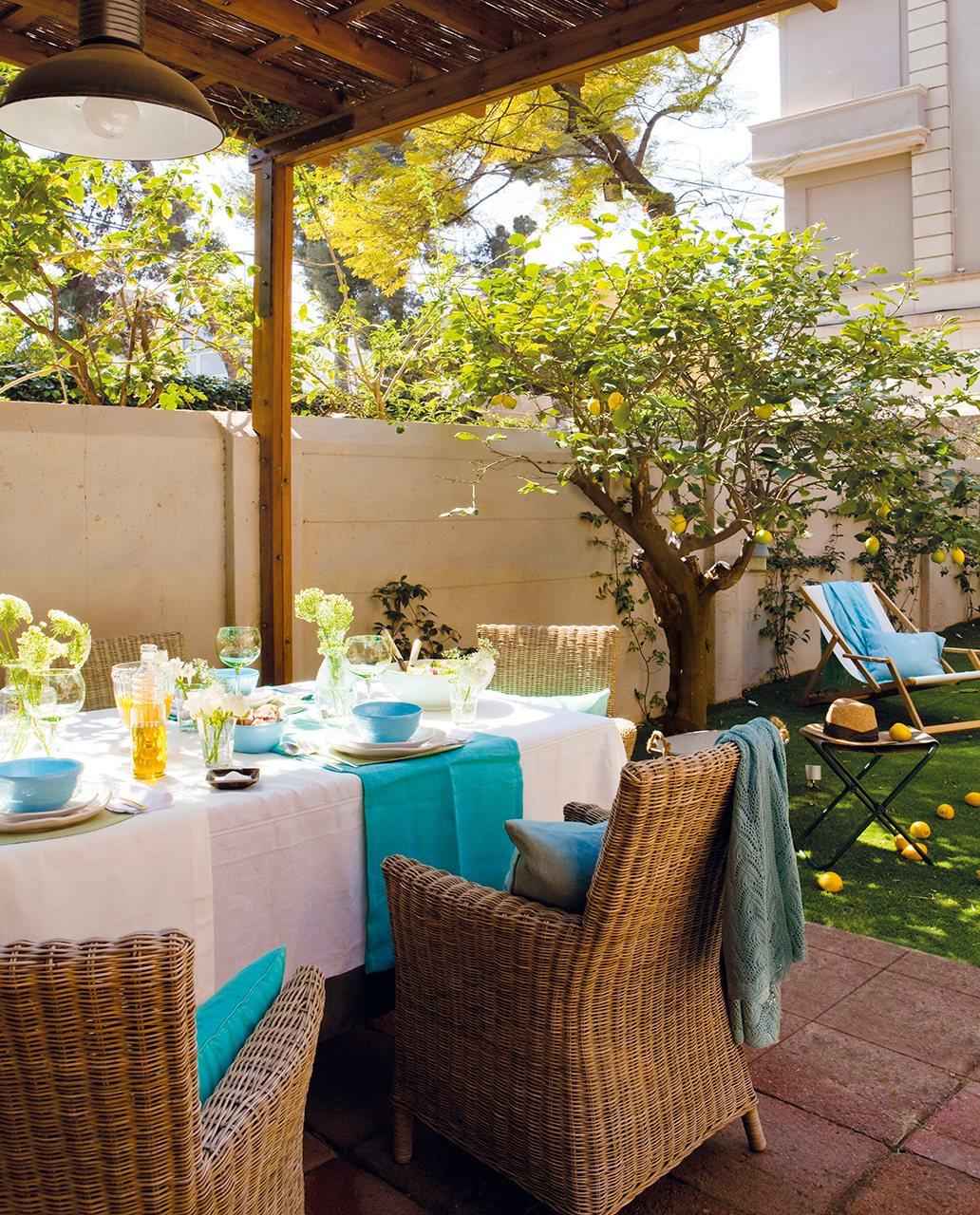 La terraza ideal todo para conseguirla for Terrazas 1280 a