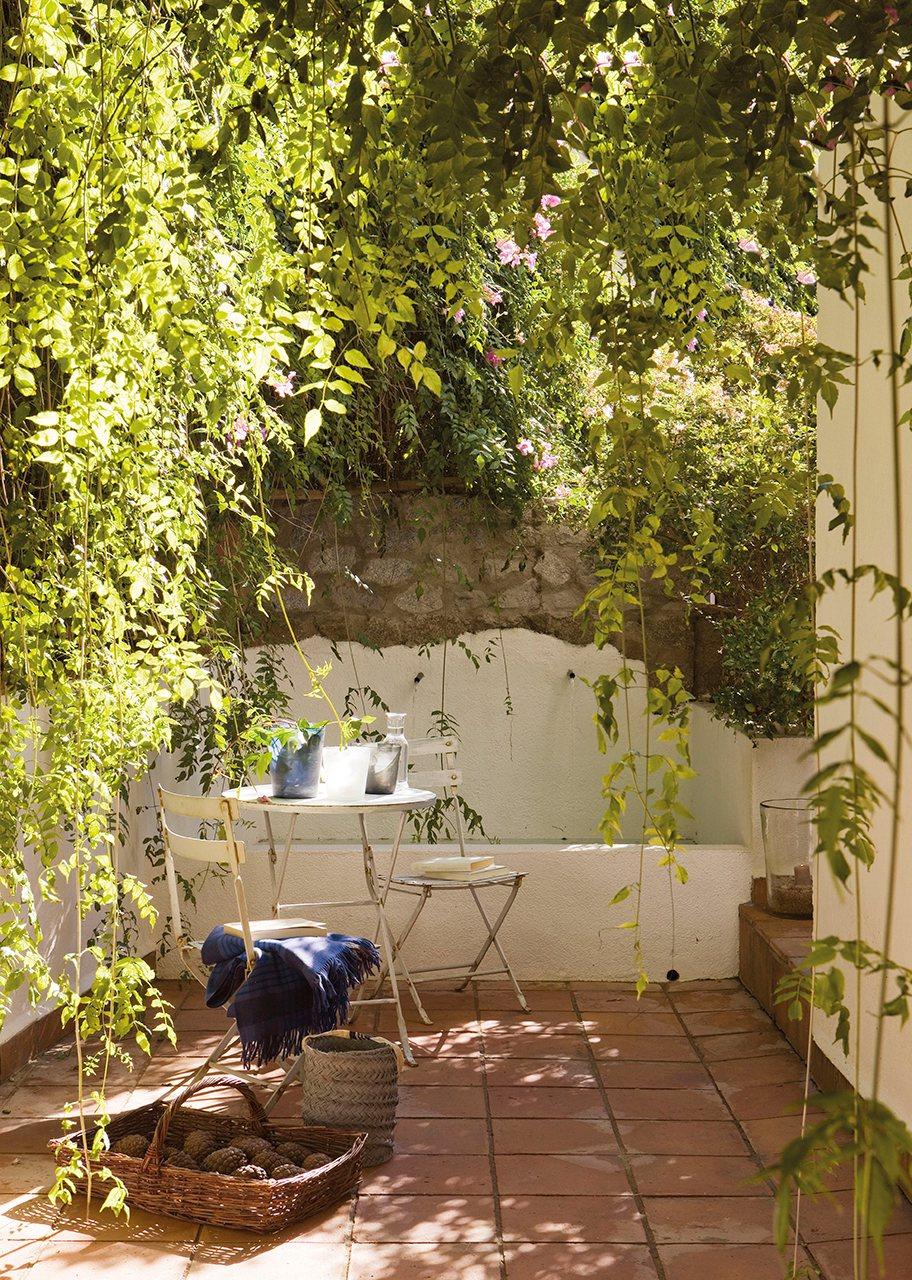La terraza ideal todo para conseguirla - Fuentes para terrazas ...