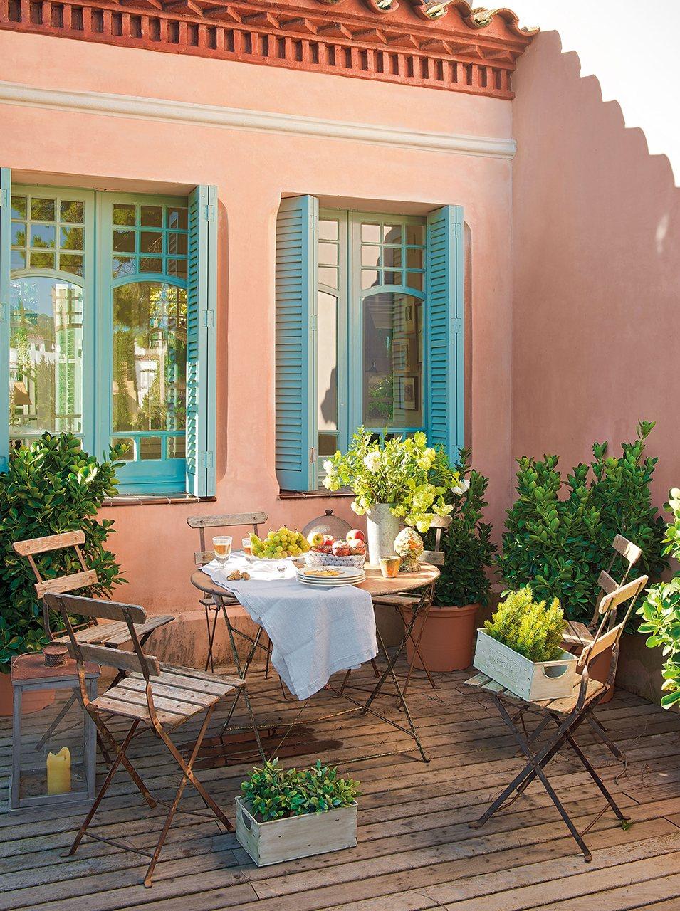 La terraza ideal todo para conseguirla for Todo para casa