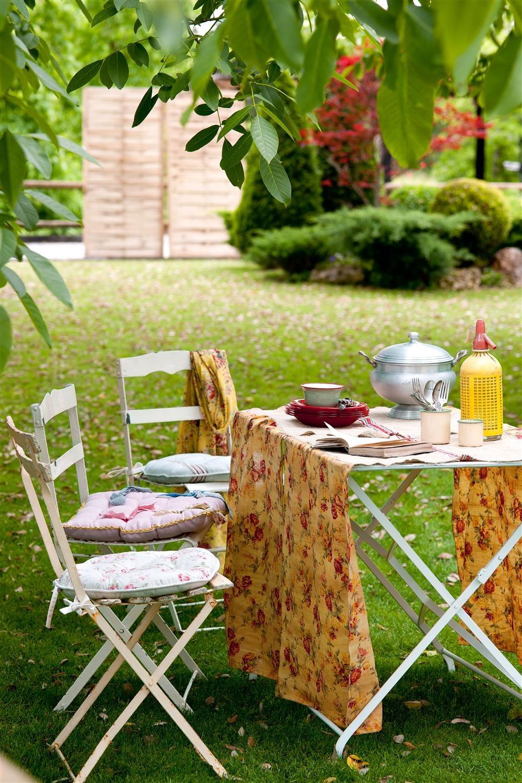 7 ideas perfectas para el verano for 1000 ideas para el jardin