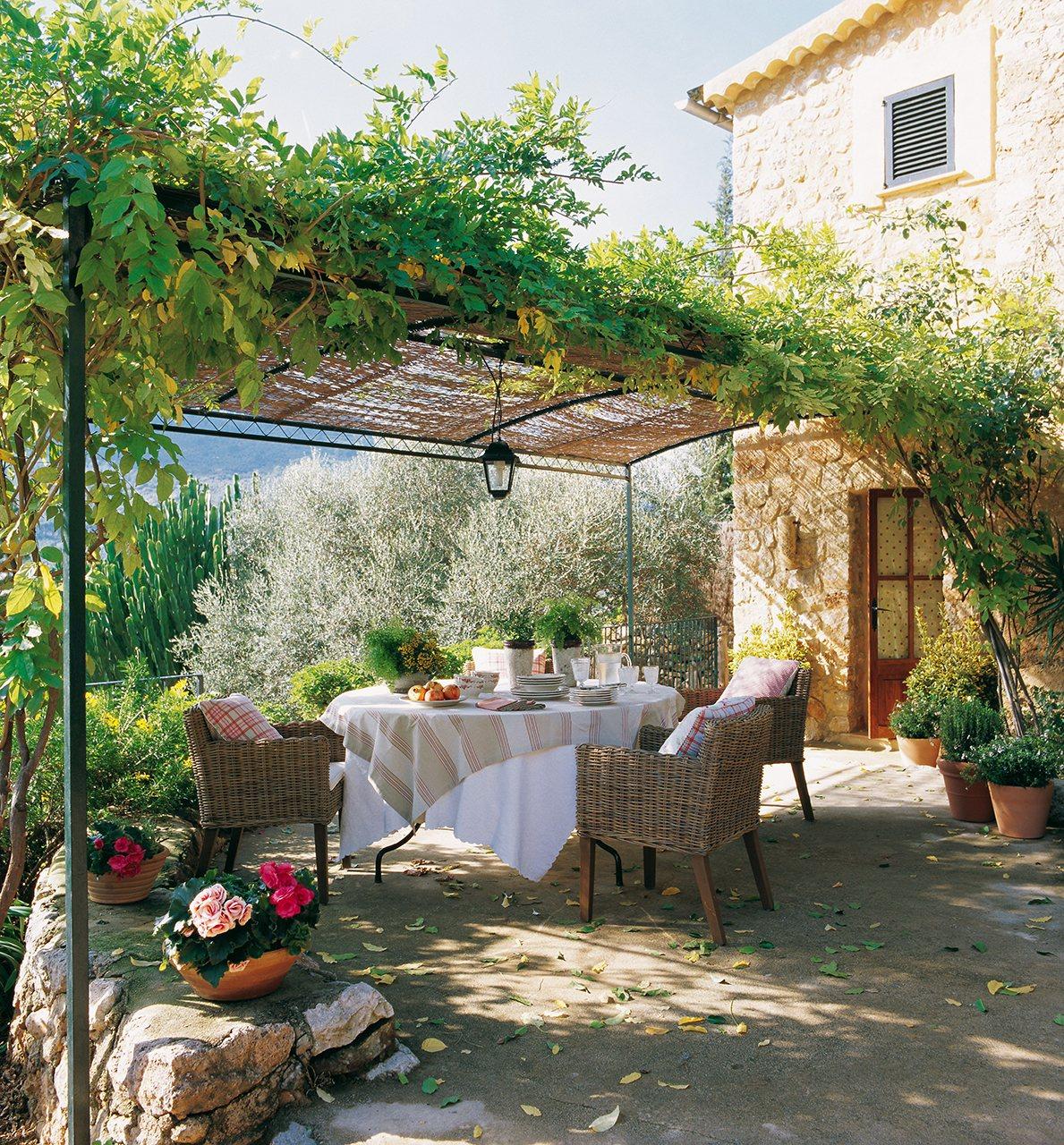 Przytulne wn trza inspiracje wn trza for Vivero casa jardin