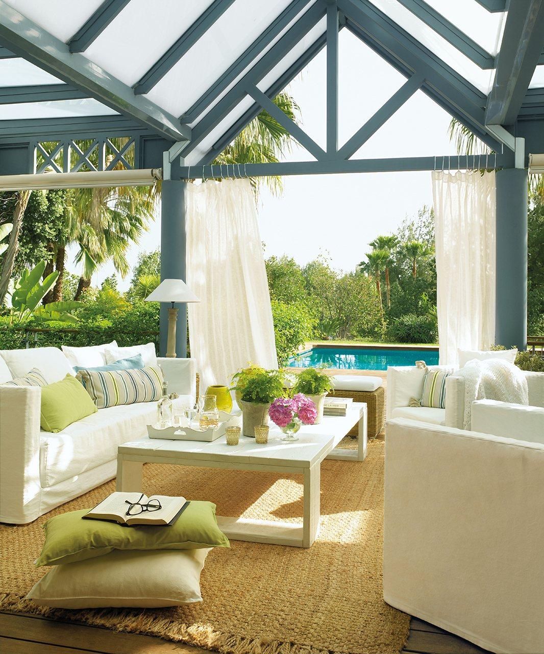 Salones exteriores - Plantas exteriores todo el ano ...