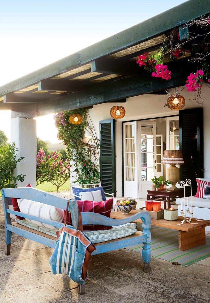 Trucos para poner tu terraza a punto for Terrazas decoradas
