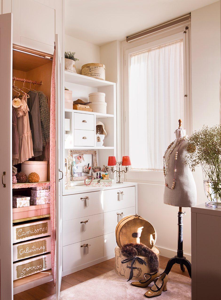 Armario ordena mejor y duplica el espacio - El mueble armarios ...