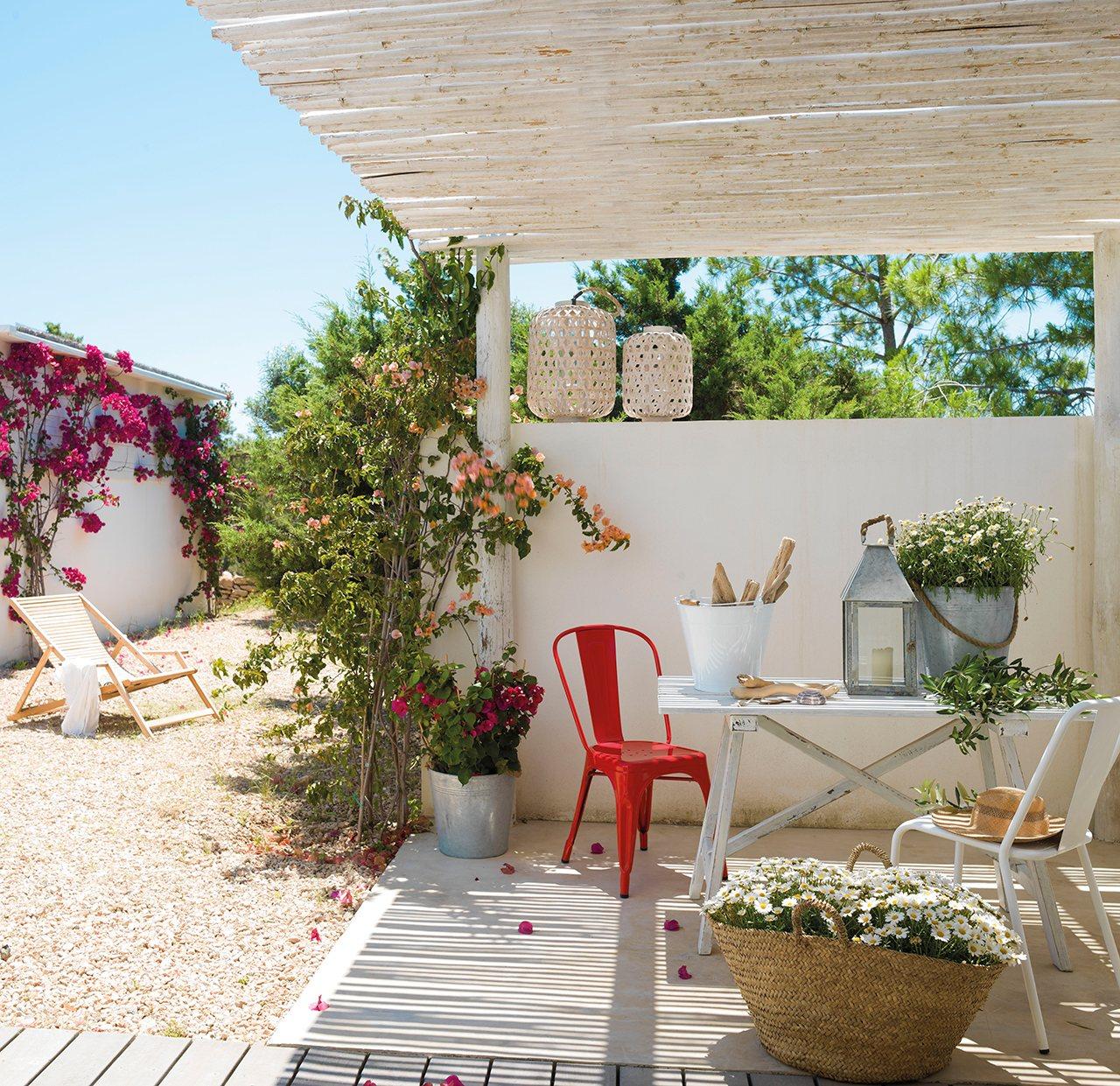 Tres casas mini para disfrutar del verano - Refugios con encanto ...