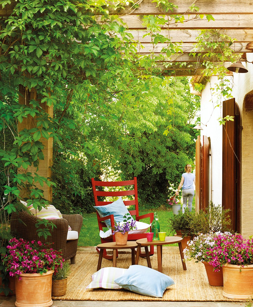 Mecedoras - Mecedoras de jardin ...