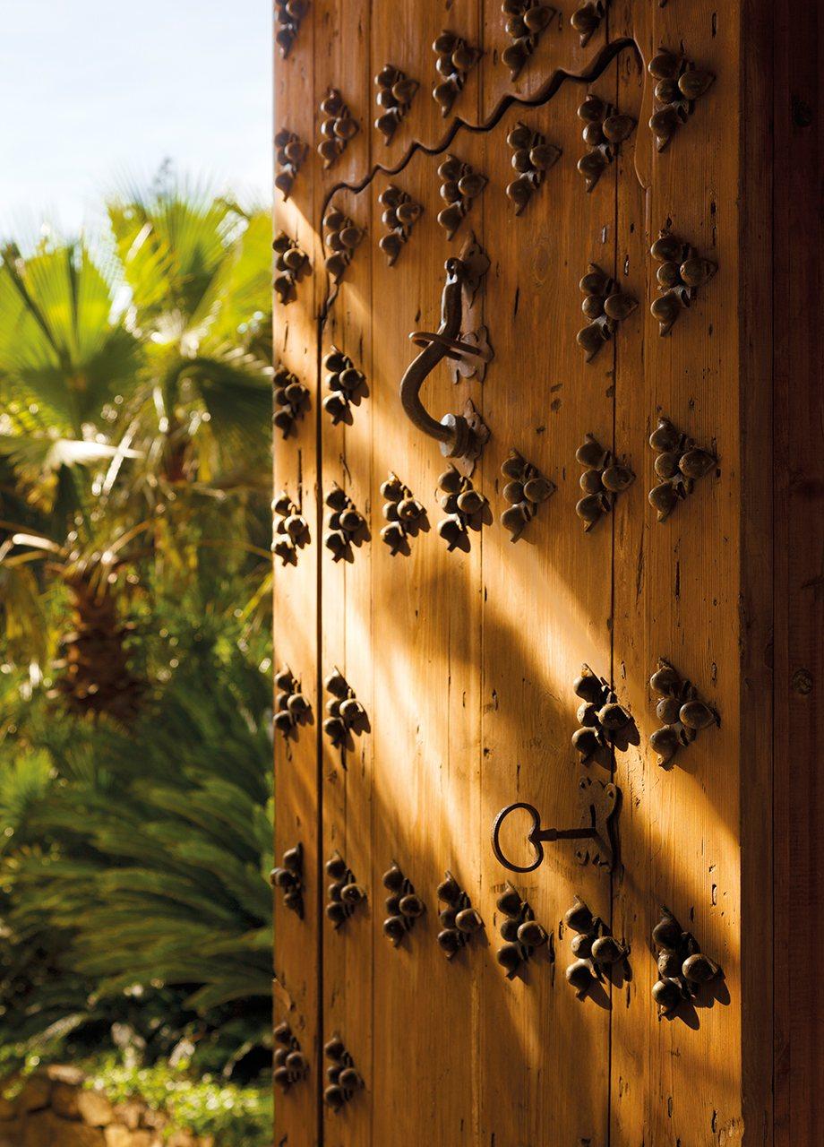 Enamorados del sur for Puertas blindadas antigua casa gutierrez