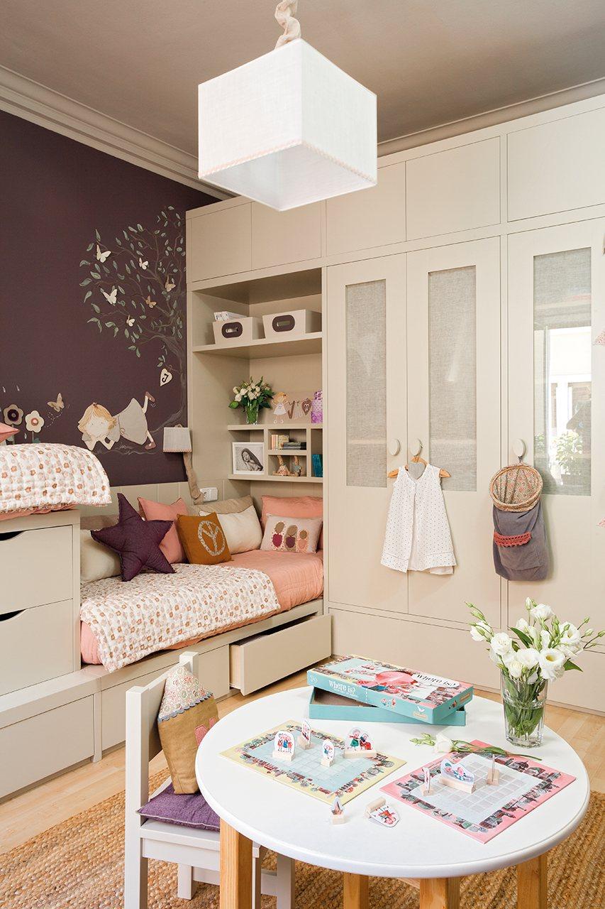 Habitaciones a su medida las claves de los expertos - Armario habitacion infantil ...