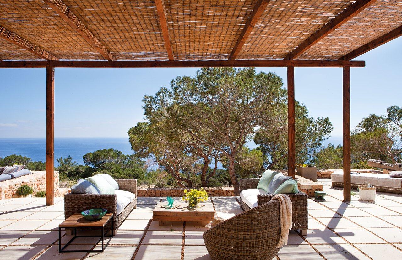 El Para So En La Tierra # Muebles Relax Exterior