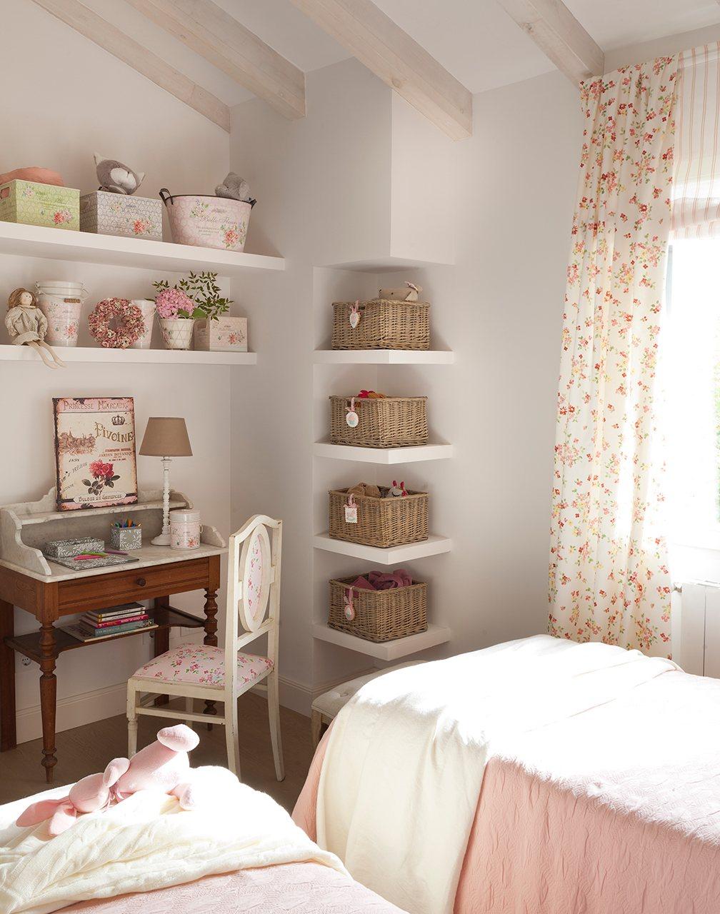 Habitaciones a su medida las claves de los expertos - Cojines para dormitorios juveniles ...