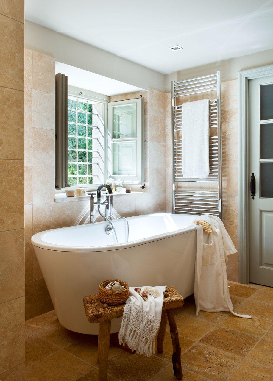 Renueva tu ba o con lo mejor por muy poco - Cambiar radiador por toallero ...
