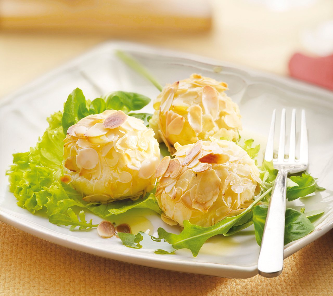 Recetas originales con patata - Albondigas de patata ...