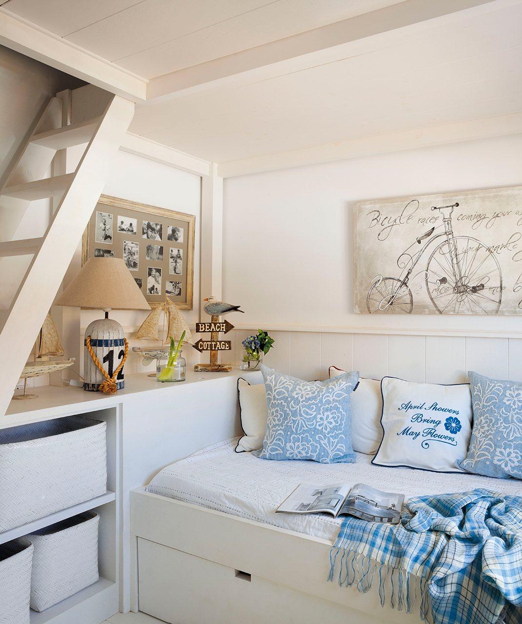 Muebles que aprovechan espacio - Muebles ibicencos ...