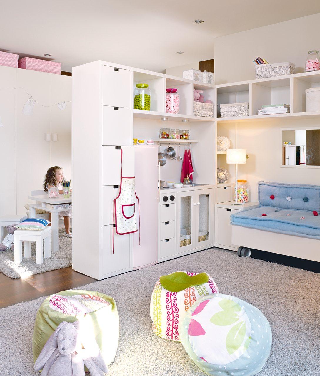 30 habitaciones de juegos para todas las edades