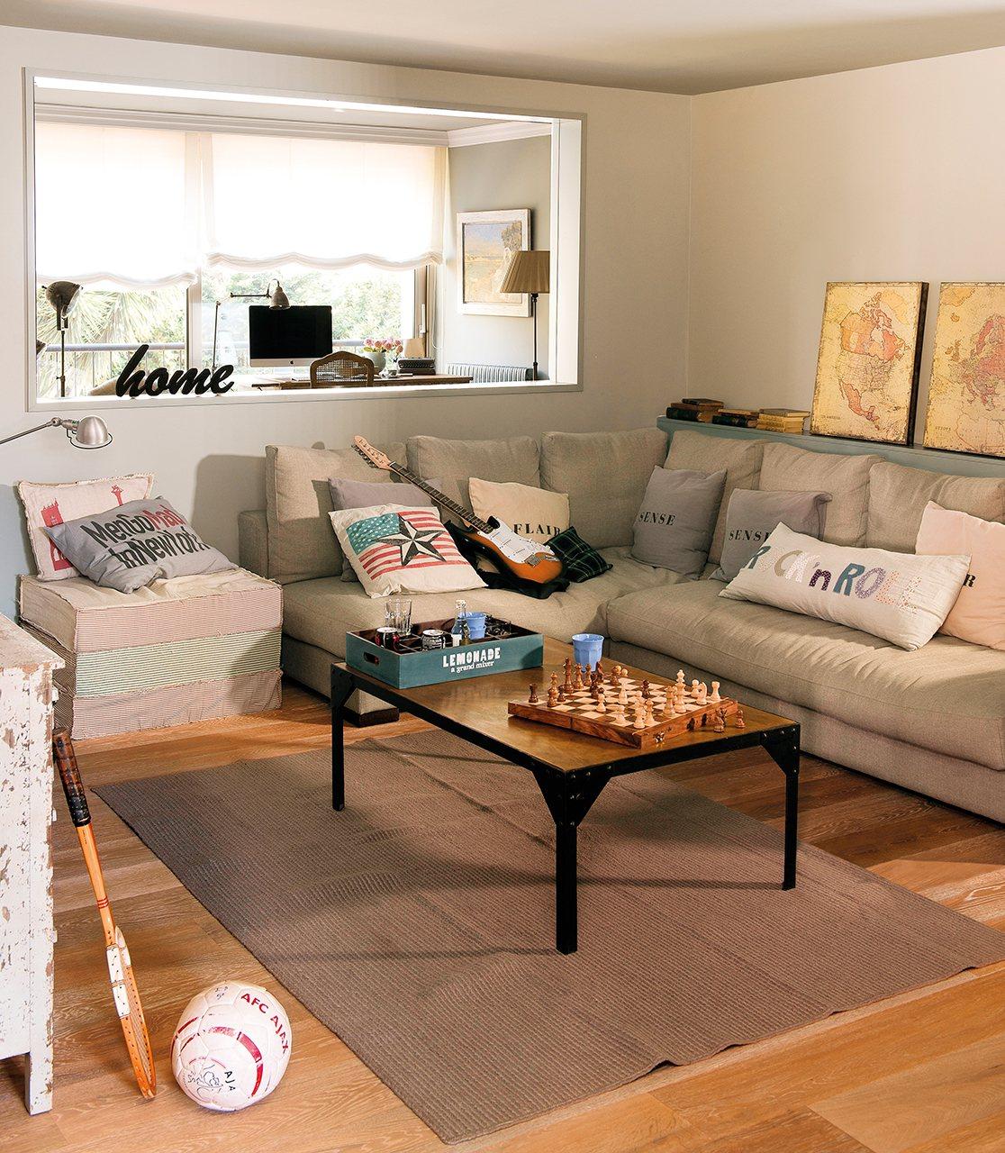 30 habitaciones de juegos para todas las edades - Cuanto cuesta tapizar una butaca ...