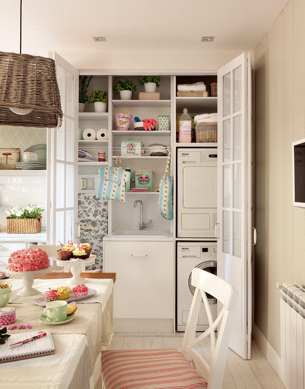 Orden Perfecto Un Armario Para Cada Cosa ~ Accesorios Interior Armarios Cocina