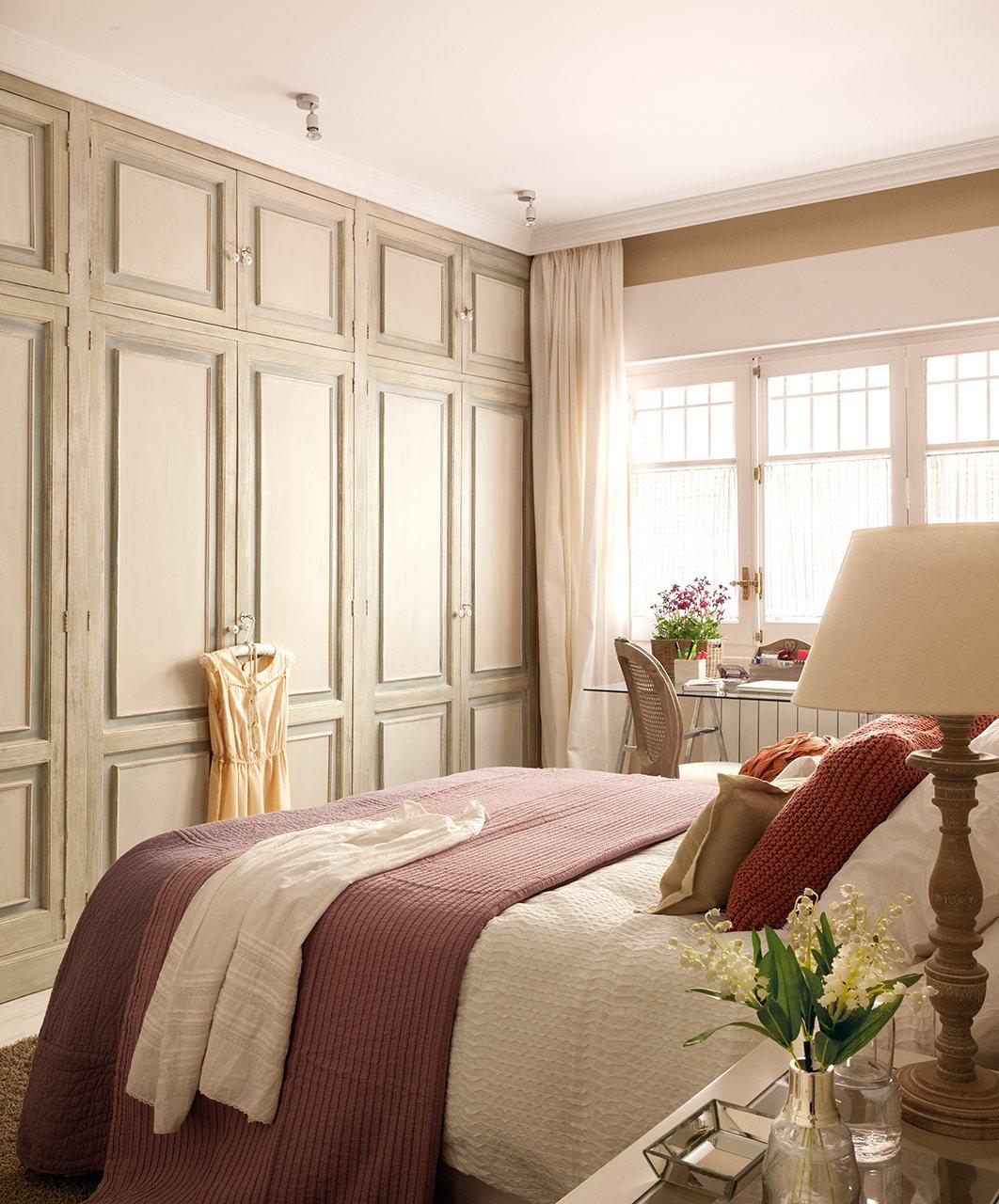Orden perfecto un armario para cada cosa - Dormitorios con armario ...