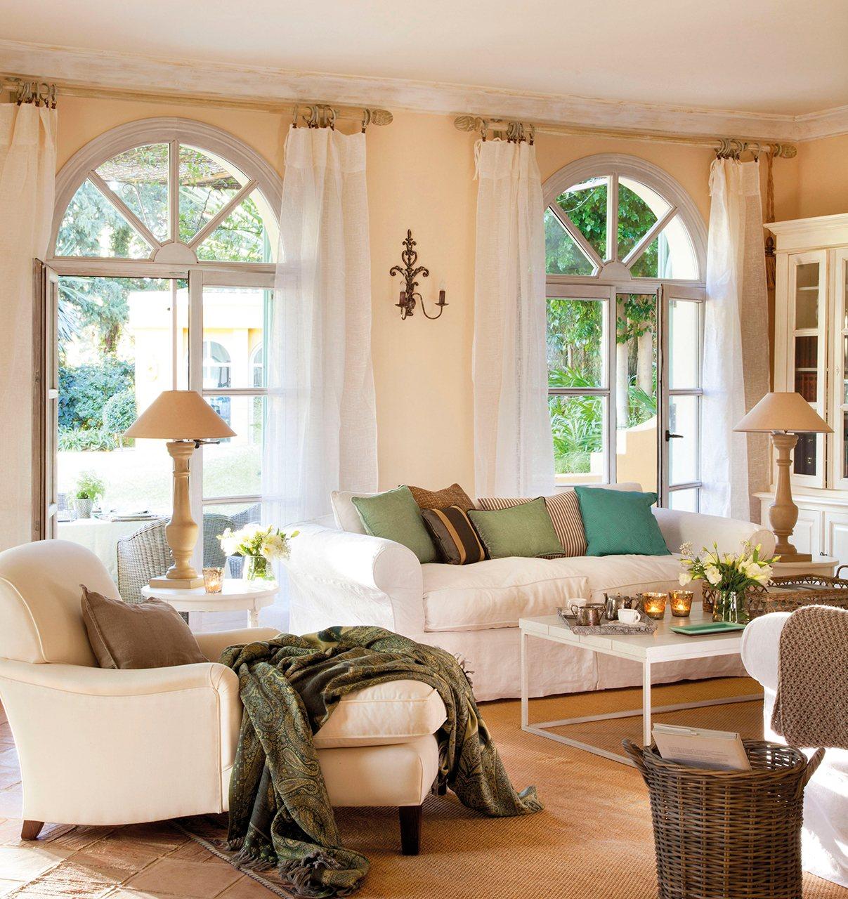 Las mejores telas para el salón: ¡elígelas y acierta!