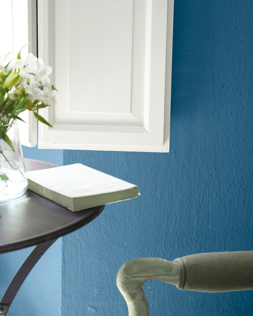 C mo ampliar la casa con pintura - Como lucir una pared ...