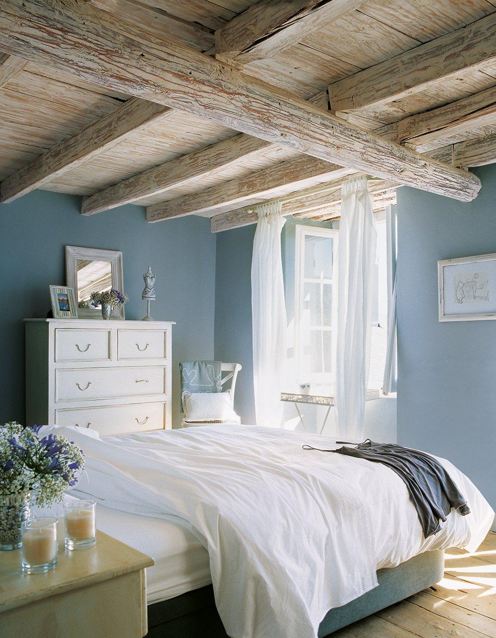 C mo ampliar la casa con pintura for Colores para techos de casas